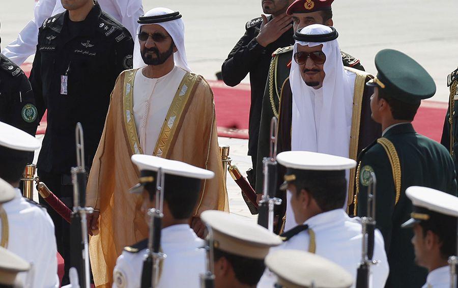 Арабские страны объявили оразрыве дипломатических отношений сКатаром