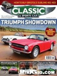 Журнал Classic & Sports Car - November 2014 (UK)