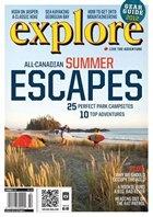 Журнал Explore (summer), 2012 / CA