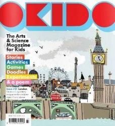 Журнал Okido N21: London