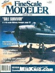 FineScale Modeler № 01-1994