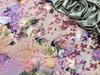 Ткань: Бархатное фасоме. Натуральный шелк. Ширина: 140 Цена: 10000
