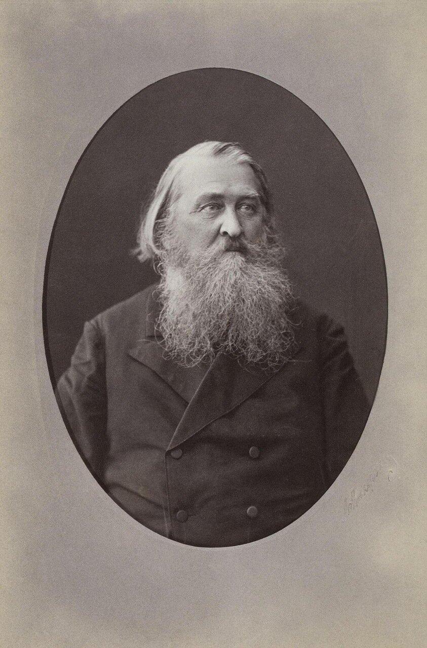 Портрет Алексея Николаевича Плещеева