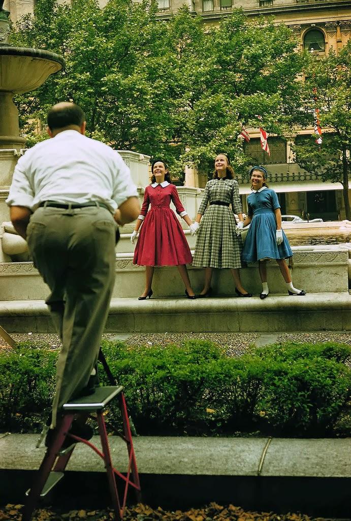 1957. Нью-Йорк