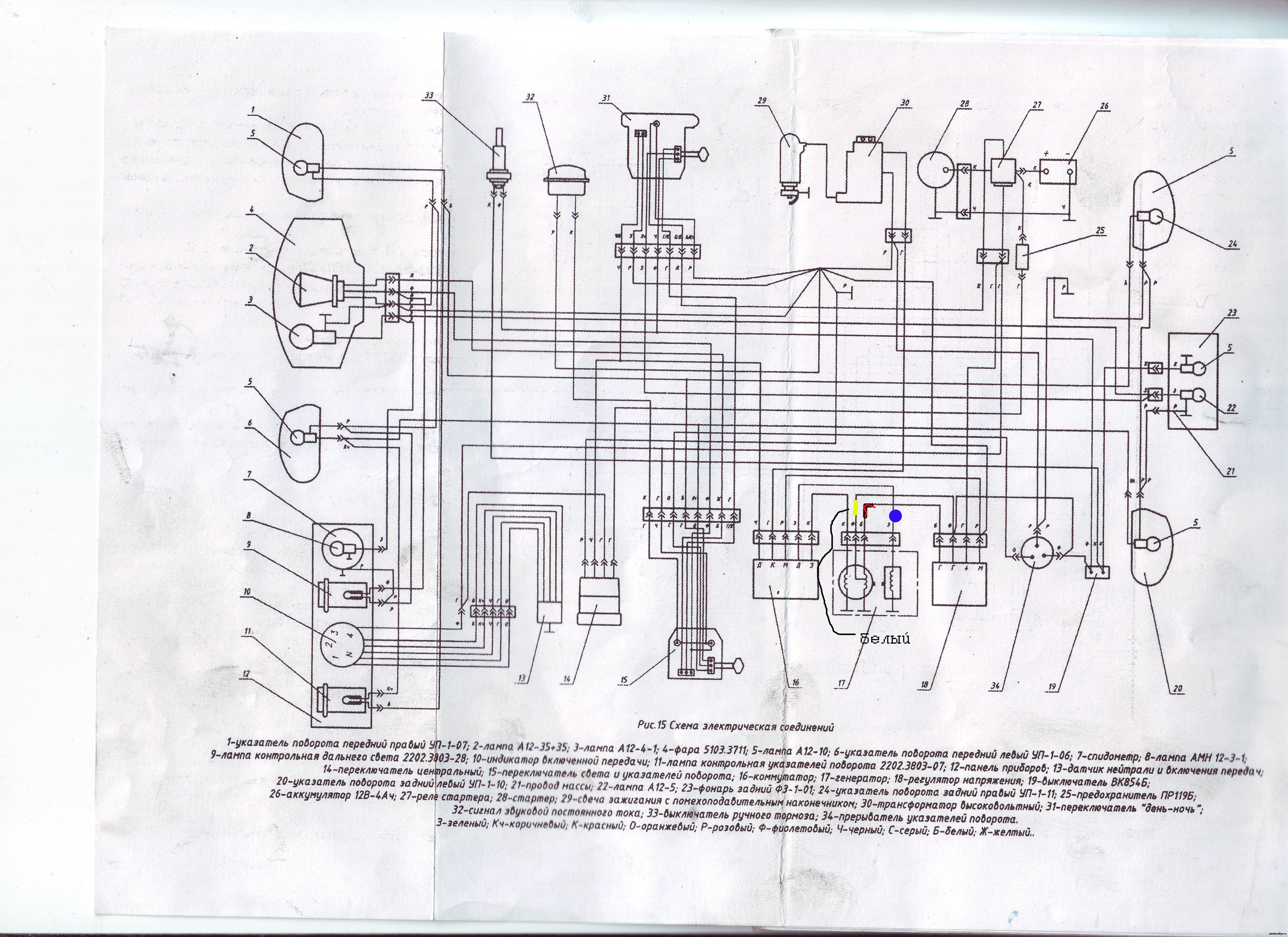 схема и диаграмма включения импульсное реле tl