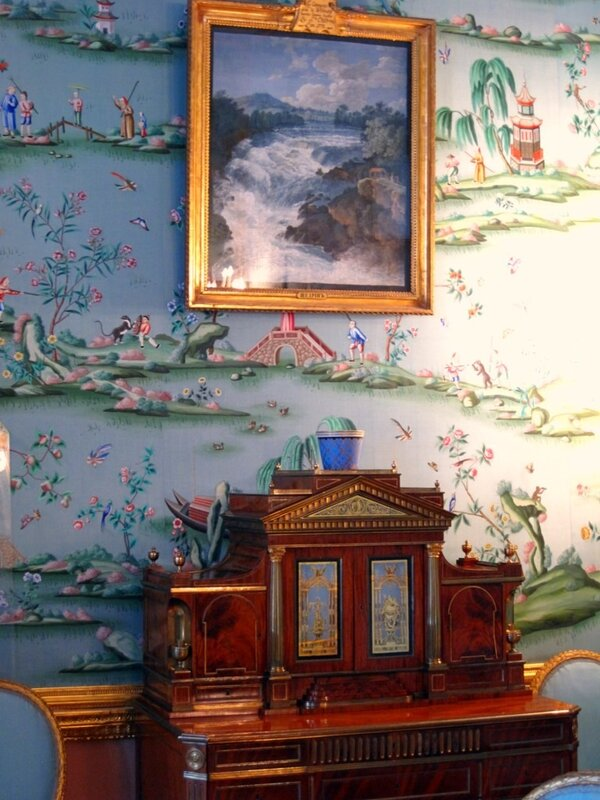 Комната в китайском стиле