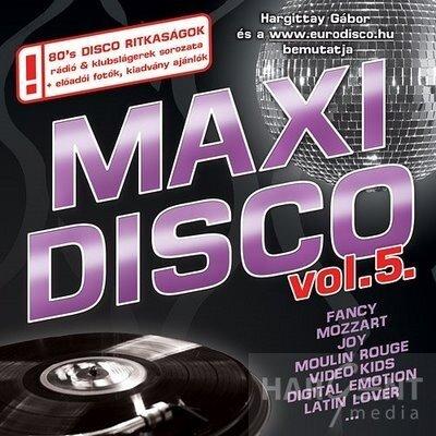 Maxi Disco Vol 05 (2009)