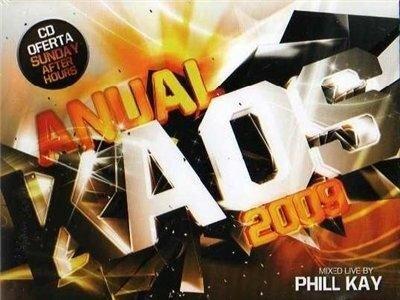 Anual KAOS (3CD) 2009