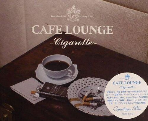 Cafe Lounge Cigrette Copenhagen Blue (2009)