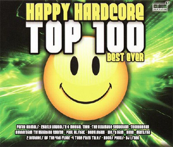 Happy Hardcore Top 100 Best Ever Mixed By Buzz Fuz ...