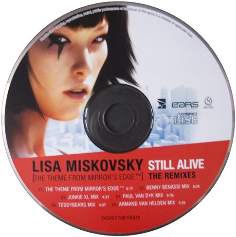OST Lisa Miskovsky - Still Alive (The theme from M ...