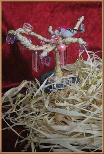 Декоративная солома