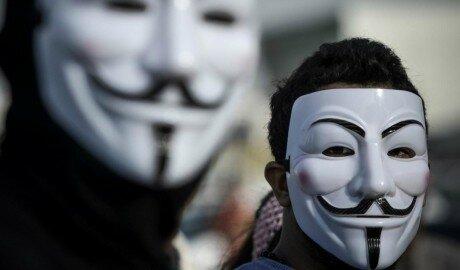 Хакеры Anonymous взломали сайт ИГ в «темном интернете»