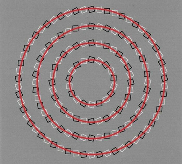 15 невероятных оптических иллюзий, которые снесут вам крышу!