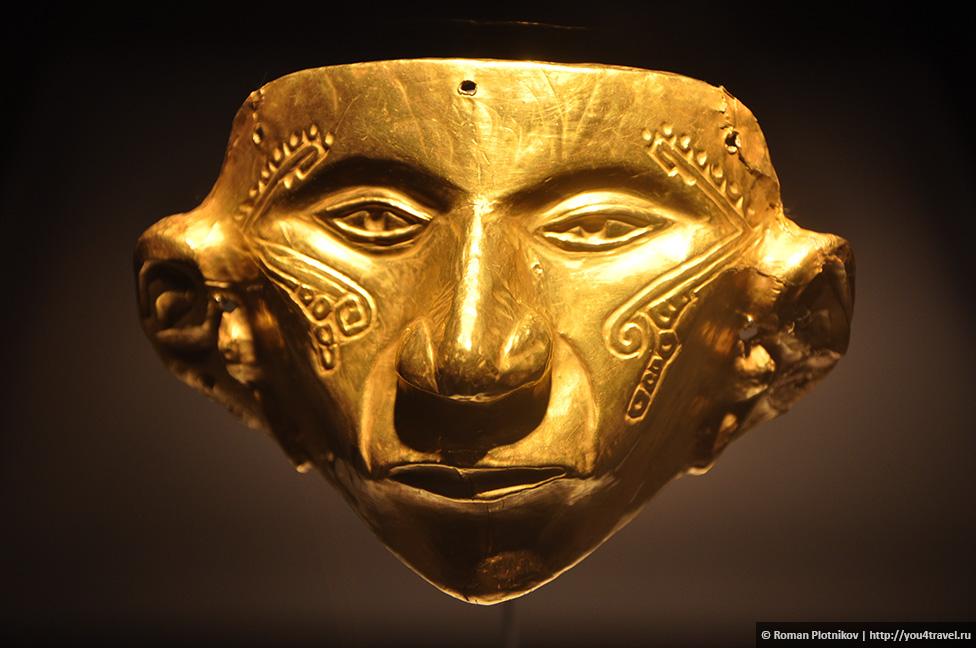 0 181a98 38aeb6ea orig День 203 205. Самые роскошные музеи в Боготе – это Музей Золота, Музей Ботеро, Монетный двор и Музей Полиции (музейный weekend)