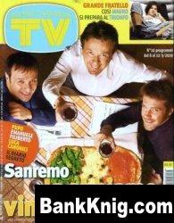 Журнал TV Sorrisi e Canzoni №10 2010