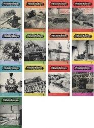 Журнал MIBA Miniaturbahnen 1971