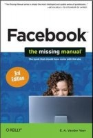 Книга Facebook: The Missing Manual (2011) PDF книги: pdf  19Мб