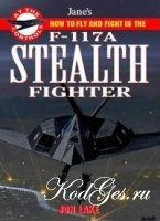 Книга Jane's how to fly and fight in the F-117A stealth fighter