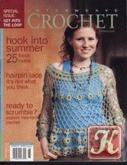 Interweave crochet spring 2006