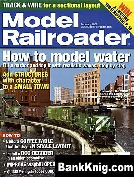 Model Railroader 2009 No 02