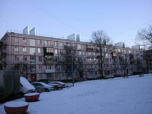 Новоизмайловский пр 9