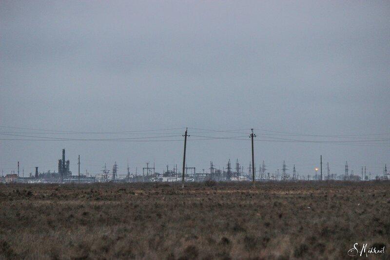 ОАО. Нефтекумский газоперерабатывающий завод.