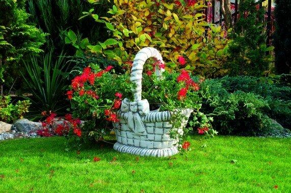 бетонные цветочницы, малые архитектурные формы, формы цветочниц