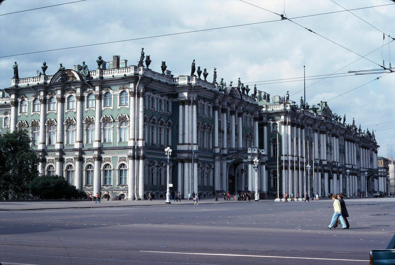 Зимний дворец, Эрмитаж