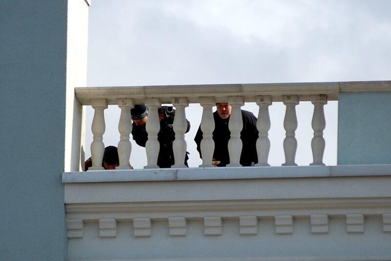 Массовая акция протеста в Ижевске