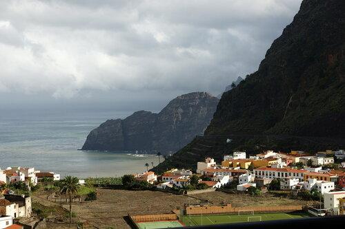 La Gomera после дождя