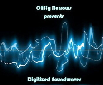 Cliffy Burrows - Digitized Soundwaves Episode 012