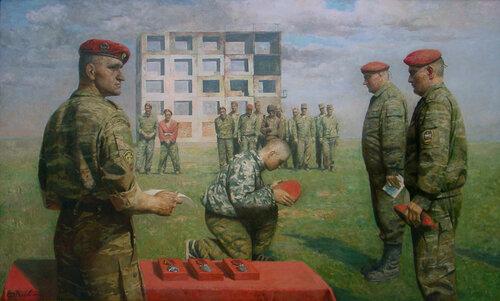Поздравление с днем рождения спецназовца 71
