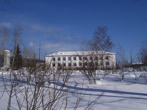 Дом Правительства города Киренска