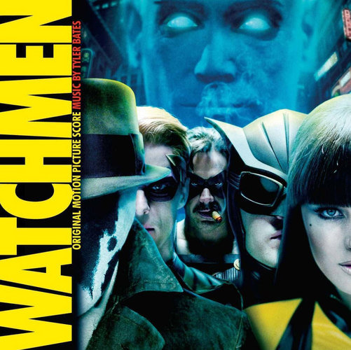 OST+Score Watchmen (2009) [lossless]