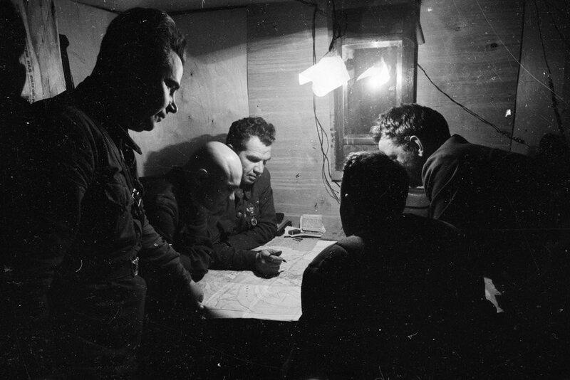 62 армия, маршал Чуйков, Сталинградская битва, сталинградская наука, битва за Сталинград