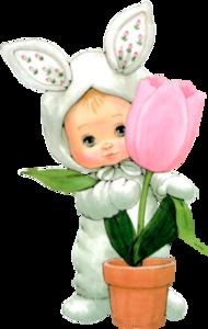 малыш-зайчик