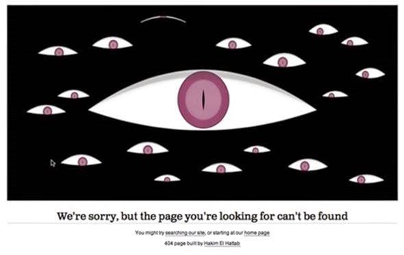 Примеры крутых страниц ошибки 404 error 0 12cfa7 ca92486 orig