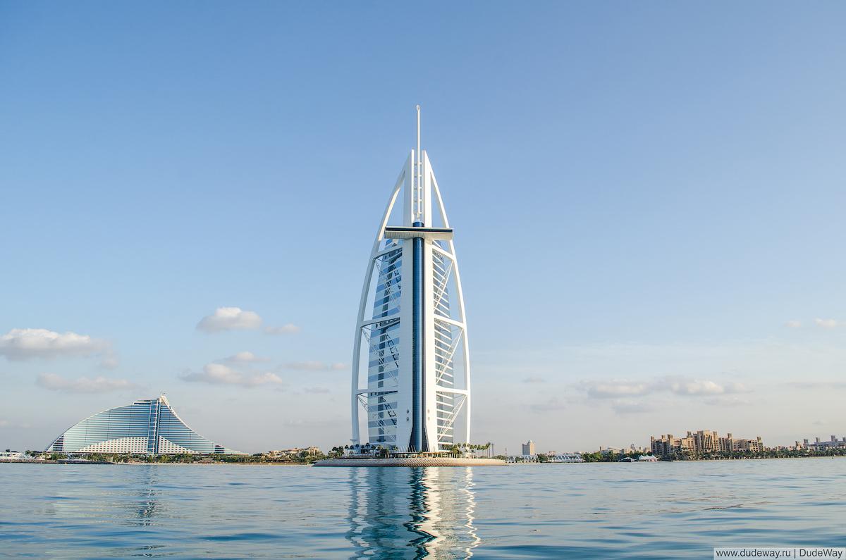 схема самого высокого здания в мире