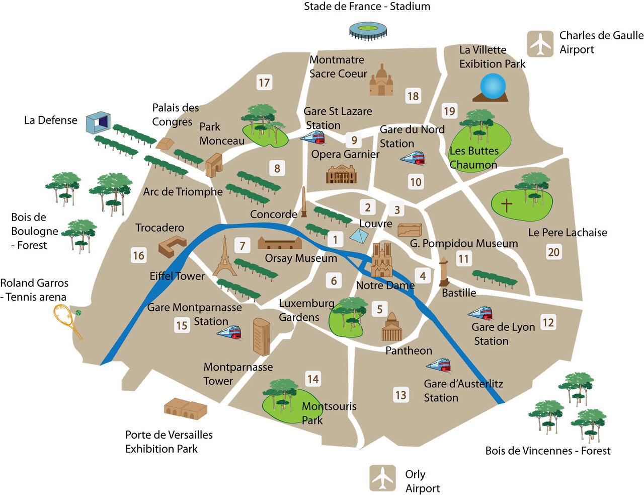 Kuvahaun tulos haulle париж 10 округ