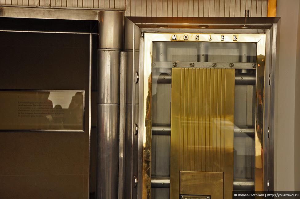 0 181a9a 6a8a0a53 orig День 203 205. Самые роскошные музеи в Боготе – это Музей Золота, Музей Ботеро, Монетный двор и Музей Полиции (музейный weekend)