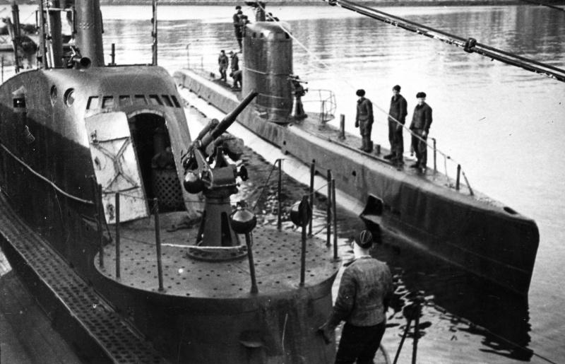 мини подводные лодки ссср