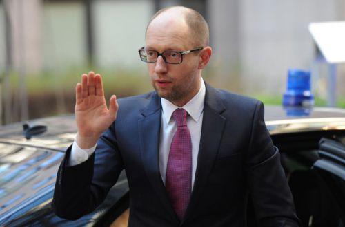 Арсений Яценюк заявил опопытках дискредитации украинского правительства 3