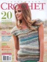 Журнал Interweave Crochet - Spring 2014 jpg 68Мб