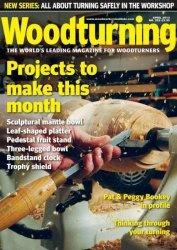 Журнал Woodturning №252 April 2013