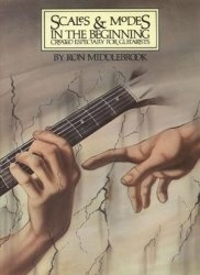 Книга Scales and Modes in the Beginning Created Especially For Guitarists