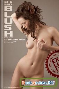 "Книга She Dont Blush 035, 2010. Kim ""Seventies Angel""."
