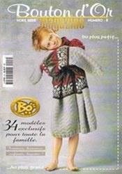 Журнал Журнал Bouton d'Or Hors Serie №8