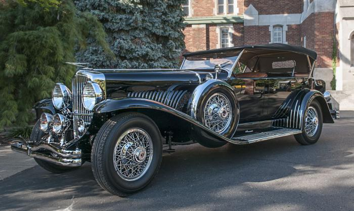 Автомобили, которые стали символом своего времени