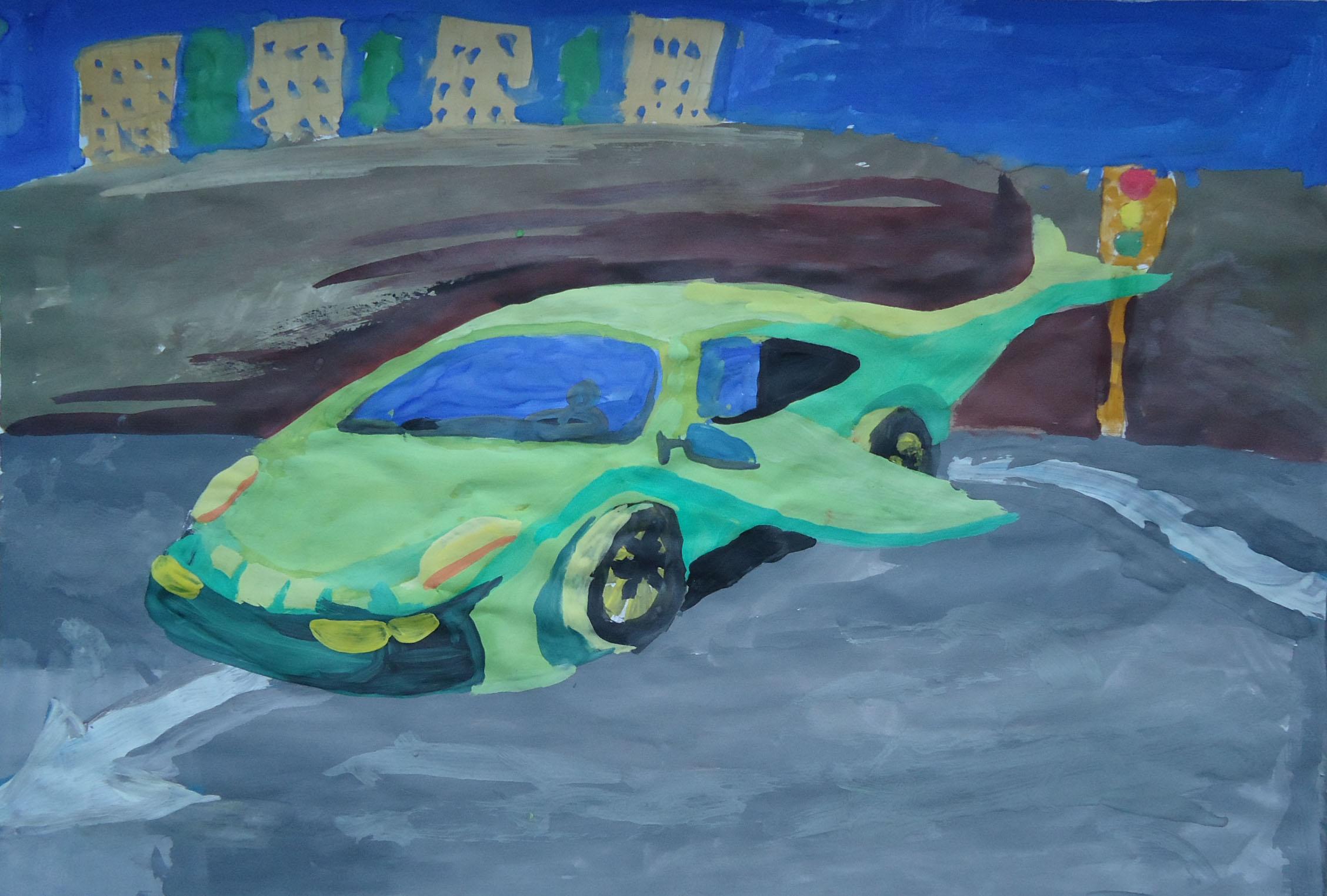 автомобиль Богдана второй, 13 лет.jpg